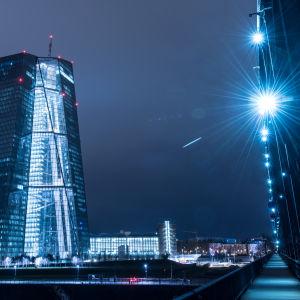 EKP:n pääkonttori Frankfurtissa, Saksassa.