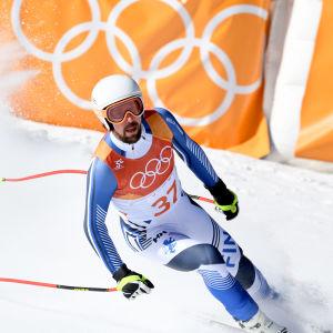 Andreas Romar i OS