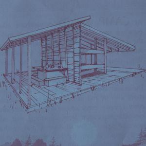 Miniatyrmodellen av Camp Solong
