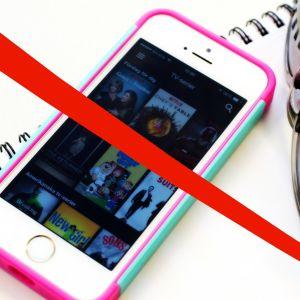Mobiltelefon förbud