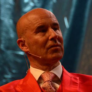 Kirjailija Mark Levengood