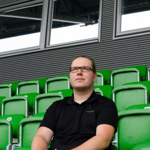 Mikko Latvala har skrivit en gradu om integration genom fotboll