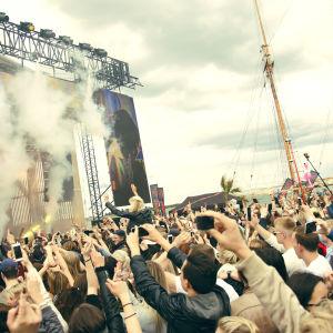 Summerburst festivalpublik 2016