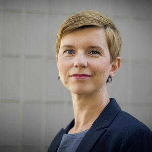 Porträtt på Linda Söderlund