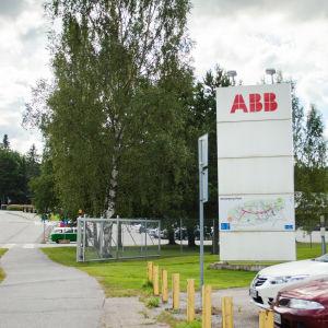 Abb Oy i Vasa.