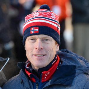 Björn Dählie, 2016.