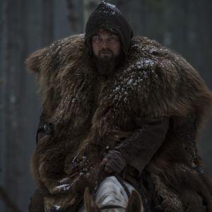 Leonardo DiCaprio The Revenant -elokuvassa.