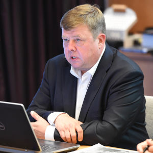 Talvivaaras vd Pekka Perä.