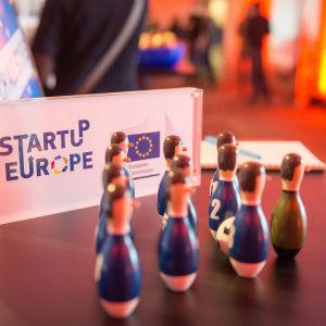 Europeiskt möte för startupföretag