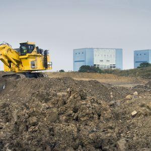 Förberedelser inför bygget av Hinkley Point C