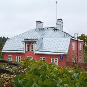 Diktarhemmet i Borgå september 2017