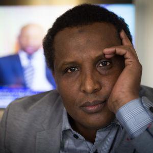 Abdi Musse Mohamudin henkilökuva.