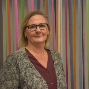 Laila Andersson är rektor i Esbo.