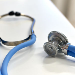 Stetoskop.