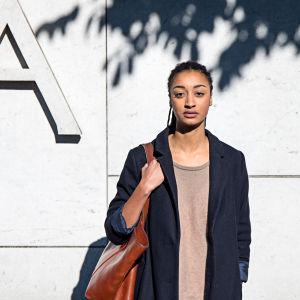 Porträtt på Mai Soreau