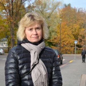 Camilla Vuokkovaara.
