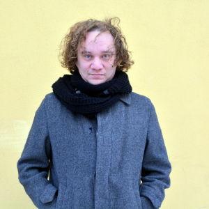 Kim Gustafsson är skådespelare från Borgå