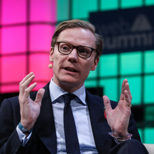 Cambridge Analyticas vd Alexander Nix.