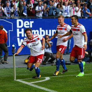 Nocolai Müller sliter av korsbandet