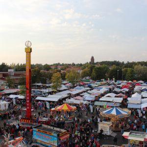 Höstmarknad i Ekenäs