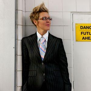 Framtidsforskare dr Morgaine Gaye