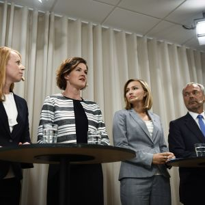 Alliansen i Sverige.