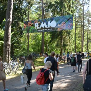Festivalen Ilmiö i Åbo