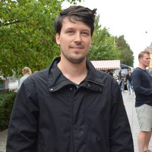 Simon Smeds från Närpes