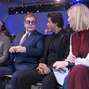 Christine Lagarde, Elton John, Shah Rukh Khan, Cate Blanchett