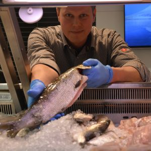 fiskhandlaren Reijo Ruotsala