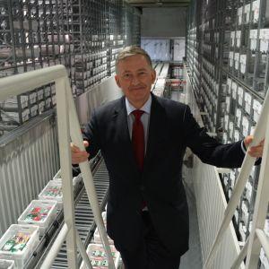 Sveriges ambassadör i Finland, Anders Ahnlid