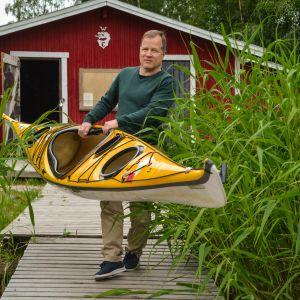 Borgå vattens vd Risto Saarinen
