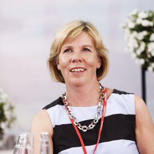 Sfp:s ordförande Anna-Maja Henriksson.