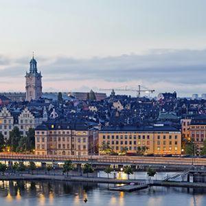 Gamla stan i Stockholm i juli 2015