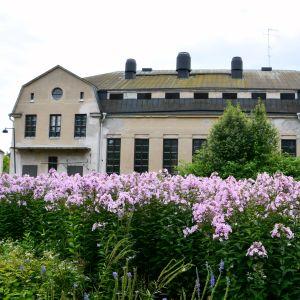 Kokkikartanohuset = det gamla köket i Östanåparken i Nickby