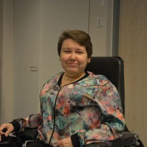 Carola Lithén fullmäktige ordförande i Korsholm