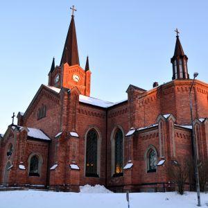 Lovisa kyrka