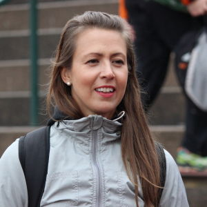 Petra Stenman, SFI-friidrott.