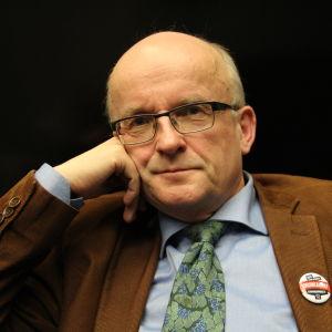 Heikki Kauppi är ordförande för de högre tjänstemännens förhandlingsorganisation YTN