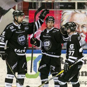 Erik Thorell firar ett mål