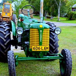 Malax veterantraktor r.f.