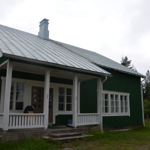 Pederså ungdomsförenings hus Ljungborg.