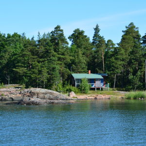 Väståbolands skärgård sommaren 2014