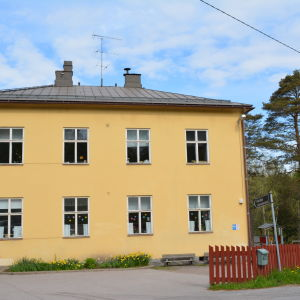 Karuby skola i Kyrkslätt