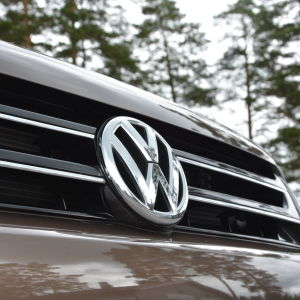 Volkswagen-bil.