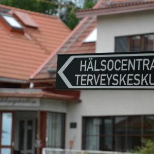 hälsostationen i Houtskär