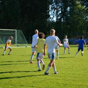 FC Futuras herrar tränar