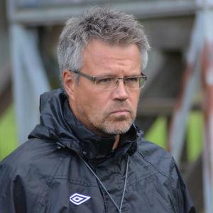 Antti Ylimäki är ansvarig tränare för KPV.
