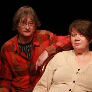Trygve Söderling och Annika Tudeer