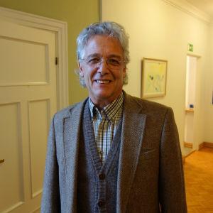 Irving Kirsch, biträdande direktör vid programmet för placebostudier vid Harvard Medical School i USA.